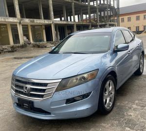 Honda Accord CrossTour 2012 Blue   Cars for sale in Lagos State, Ajah