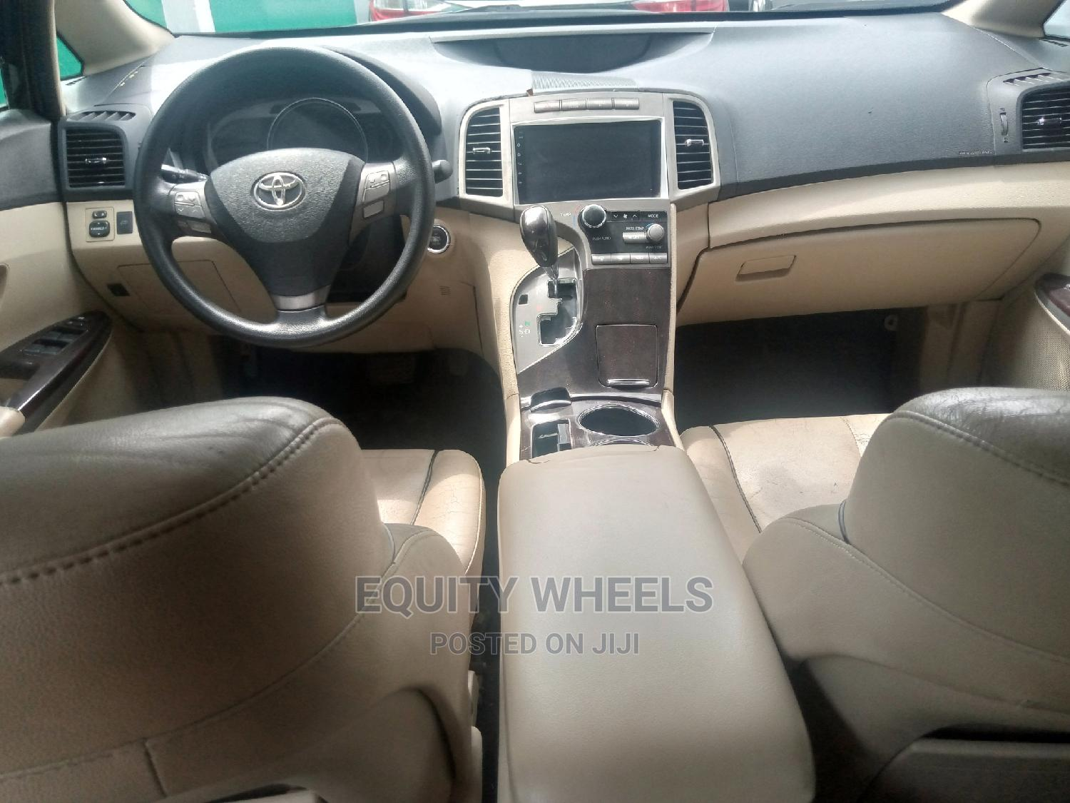 Toyota Venza 2012 V6 AWD Brown | Cars for sale in Agege, Lagos State, Nigeria