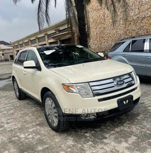 Ford Edge 2008 White | Cars for sale in Lagos State, Ajah