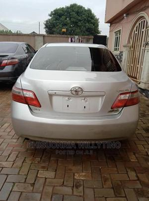 Toyota Camry 2008 2.4 LE Silver | Cars for sale in Edo State, Benin City