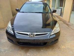 Honda Accord 2007 2.4 Exec Automatic Black | Cars for sale in Oyo State, Oyo
