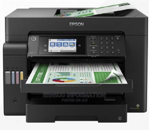 Epson Ecotank L15150 A3 Wi-Fi Duplex All-In-One Ink Tank Pri | Printers & Scanners for sale in Lagos State, Ikeja