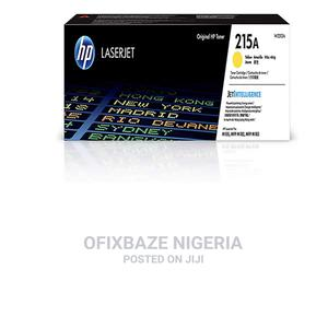 HP 215A | W2312A | Toner Cartridge | Yellow | Computer Accessories  for sale in Lagos State, Lagos Island (Eko)