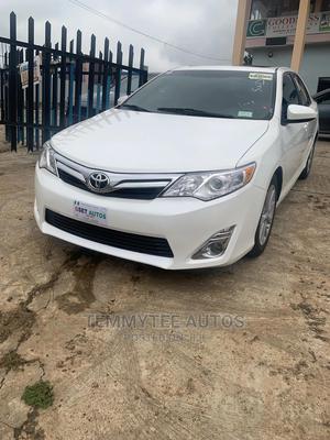 Toyota Camry 2012 White | Cars for sale in Ekiti State, Ado Ekiti