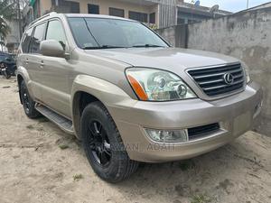 Lexus GX 2004 470 Beige   Cars for sale in Lagos State, Abule Egba