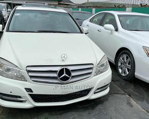 Mercedes-Benz C300 2010 White   Cars for sale in Lagos State, Agege