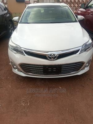 Toyota Avalon 2014 White   Cars for sale in Oyo State, Ibadan