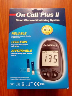 On Call Plus II Blood Glucose Monitoring System | Medical Supplies & Equipment for sale in Edo State, Benin City