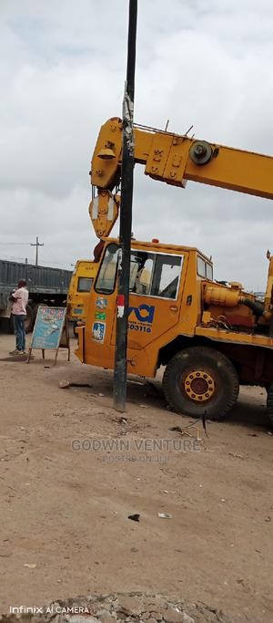 Twelve Tyres Crane for Sale   Heavy Equipment for sale in Lagos State, Abule Egba