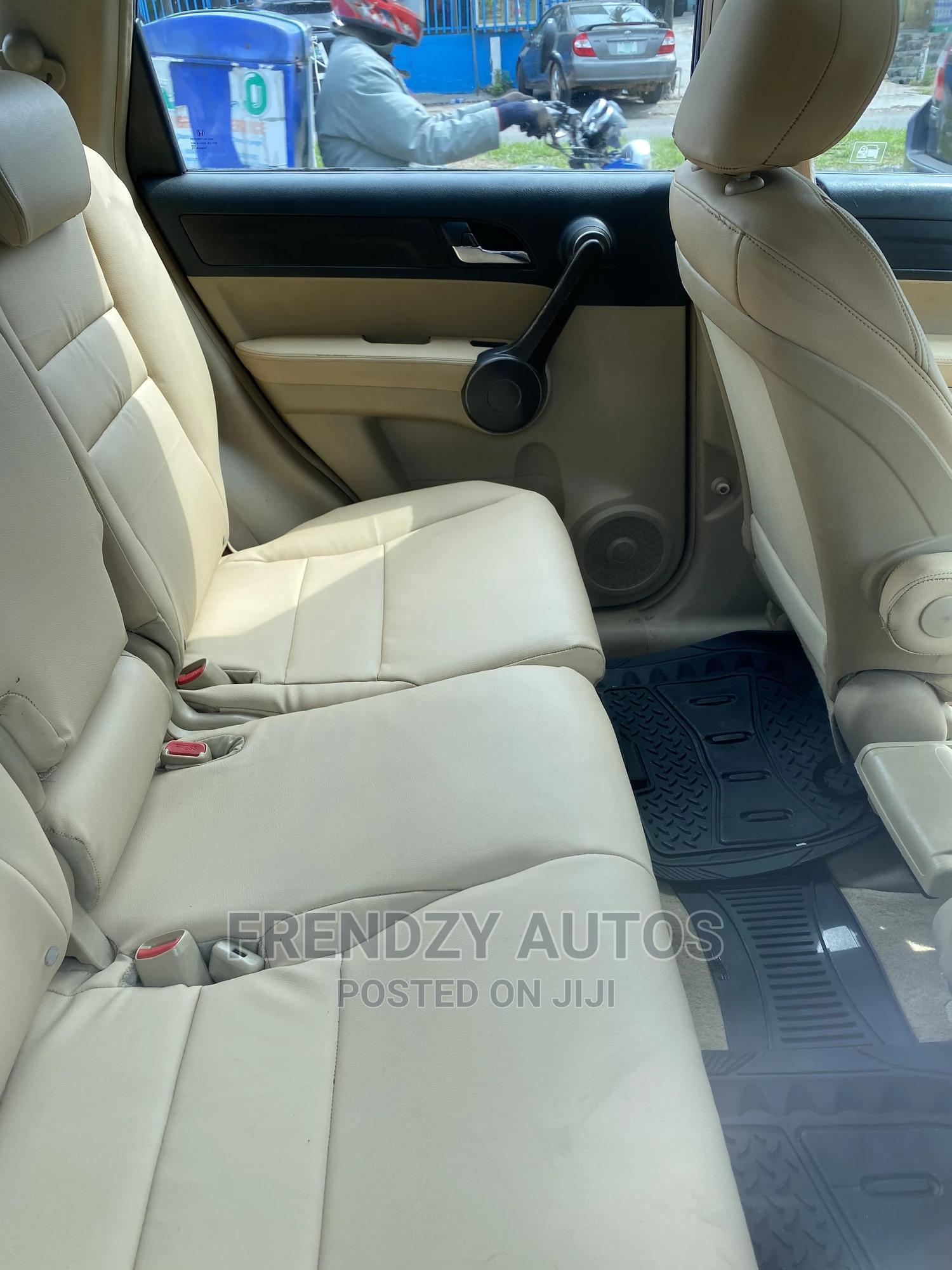 Honda CR-V 2008 Black | Cars for sale in Ikeja, Lagos State, Nigeria