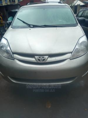 Toyota Sienna 2008 XLE Gray | Cars for sale in Abia State, Aba North