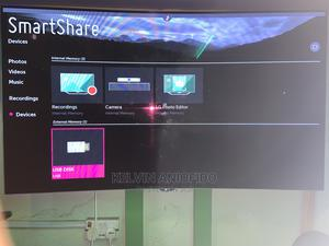 LG 55inch Curve-3d Tv | TV & DVD Equipment for sale in Plateau State, Jos