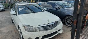 Mercedes-Benz C300 2009 White | Cars for sale in Lagos State, Ajah