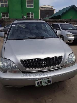 Lexus RX 2001 300 4WD Silver   Cars for sale in Lagos State, Ibeju