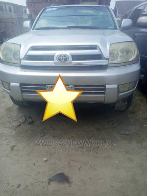 Toyota 4-Runner 2006 SR5 V8 Silver   Cars for sale in Delta State, Warri