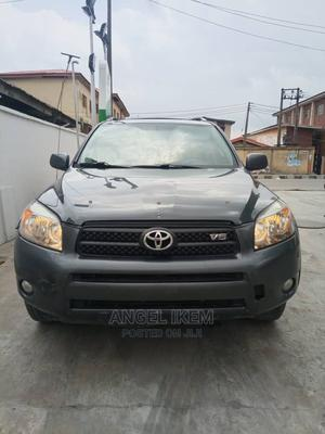 Toyota RAV4 2007 Sport V6 4x4 Gray   Cars for sale in Lagos State, Surulere