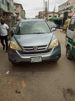 Honda CR-V 2010 EX 4dr SUV (2.4L 4cyl 5A) Blue   Cars for sale in Lagos State, Yaba