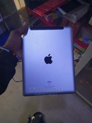 Apple iPad 3 Wi-Fi + Cellular 16 GB Silver | Tablets for sale in Delta State, Uvwie