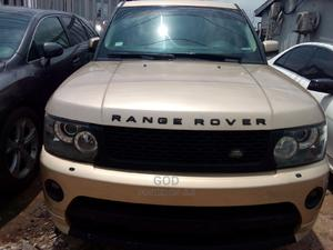 Land Rover Range Rover Sport 2006 Gold   Cars for sale in Lagos State, Ikeja
