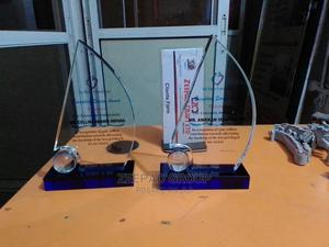 Awards Trophy Trophy Black Trophy Hot-Sale Customize Fashion | Manufacturing Services for sale in Lagos State, Surulere