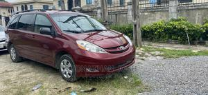 Toyota Sienna 2006 LE AWD Red   Cars for sale in Lagos State, Amuwo-Odofin
