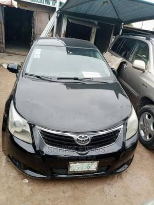 Toyota Avensis 2011 Black | Cars for sale in Lagos State, Ikeja