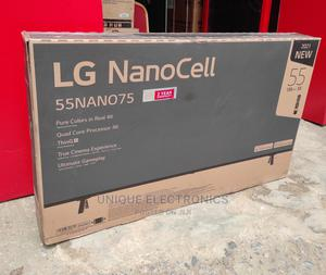"✓LG 55"" Nano Cell AI THINQ 4K Smart TV+Magic Remote 55nano75   TV & DVD Equipment for sale in Lagos State, Surulere"