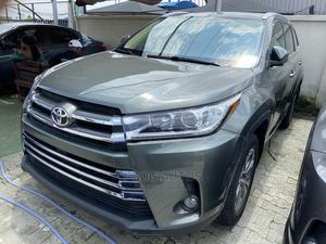 Toyota Highlander 2015 Green   Cars for sale in Lagos State, Ajah