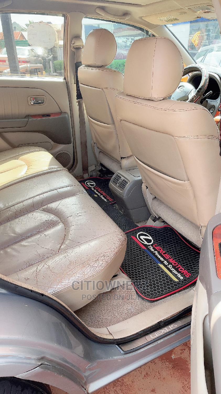 Lexus RX 2002 300 2WD Silver   Cars for sale in Enugu, Enugu State, Nigeria