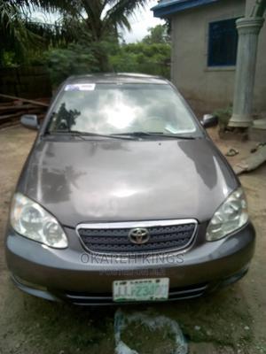 Toyota Corolla 2006 LE Gray | Cars for sale in Edo State, Akoko-Edo