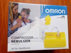 Omron Compressor Nebulizer Ne-C801kd | Medical Supplies & Equipment for sale in Edo State, Benin City