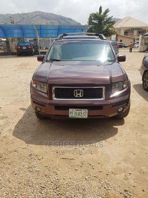 Honda Ridgeline 2008 RT Red | Cars for sale in Abuja (FCT) State, Garki 1