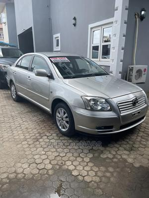 Toyota Avensis 2008 Silver   Cars for sale in Lagos State, Ajah