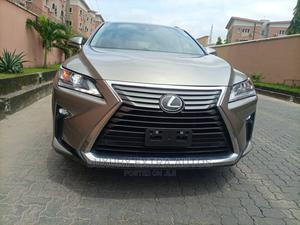 Lexus RX 2019 350 AWD Gold   Cars for sale in Lagos State, Ikeja