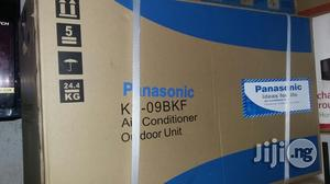 1hp Panasonic Cooling A.C With 2yrs Warrnty and Safe Delivry | Home Appliances for sale in Lagos State, Ojo