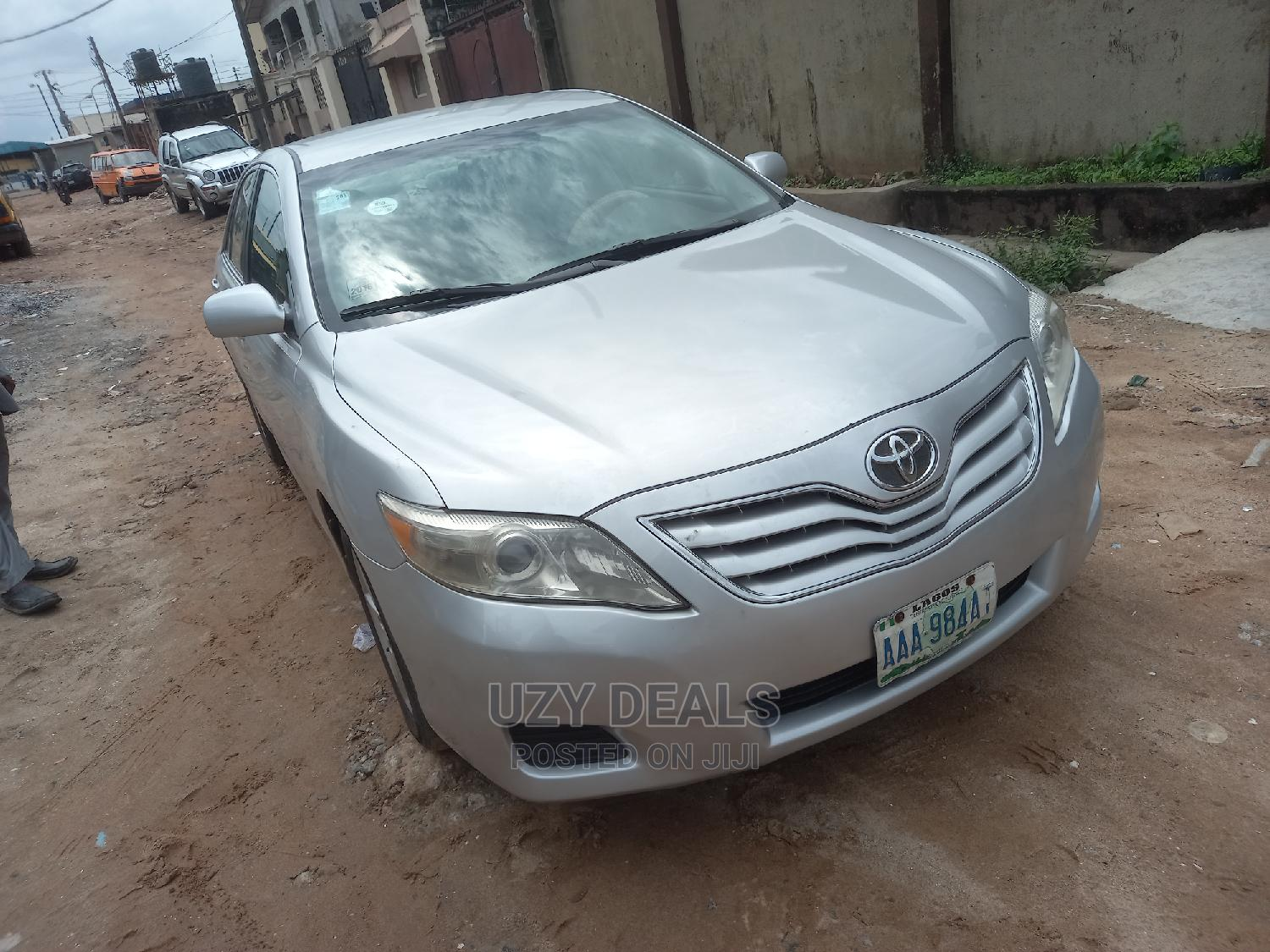 Toyota Camry 2011 Silver | Cars for sale in Isolo, Lagos State, Nigeria