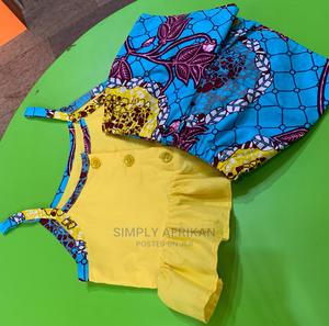 Ankara Two Piece   Children's Clothing for sale in Lagos State, Lekki