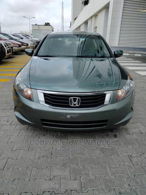 Honda Accord 2008 2.4 EX Automatic Green | Cars for sale in Lagos State, Eko Atlantic