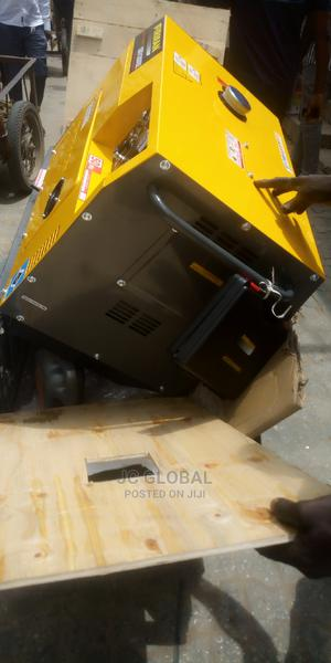 7.5 Kva Sumec Fireman Sound Proof Semi Silent | Electrical Equipment for sale in Lagos State, Ojo