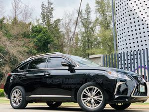 Lexus RX 2014 350 AWD Black | Cars for sale in Abuja (FCT) State, Central Business Dis