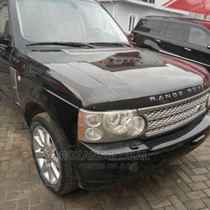 Land Rover Range Rover Vogue 2007 Black | Cars for sale in Lagos State, Ikoyi