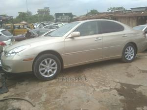Lexus ES 2003 Gold | Cars for sale in Lagos State, Ikeja