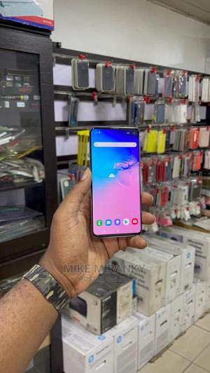 Samsung Galaxy S10 128 GB Blue   Mobile Phones for sale in Rivers State, Port-Harcourt