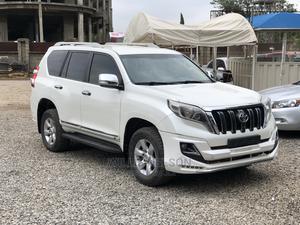 Toyota Land Cruiser Prado 2016 3.0 D-4d (190 Hp) 7 Seats White   Cars for sale in Abuja (FCT) State, Jahi
