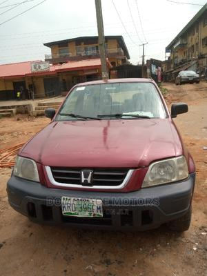 Honda CR-V 1999 Red | Cars for sale in Lagos State, Maryland