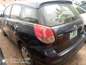 Toyota Matrix 2004 Blue | Cars for sale in Lagos State, Agege