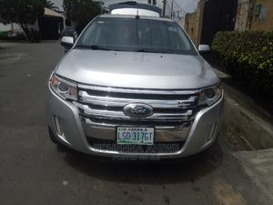 Ford Edge 2012 Silver | Cars for sale in Lagos State, Surulere