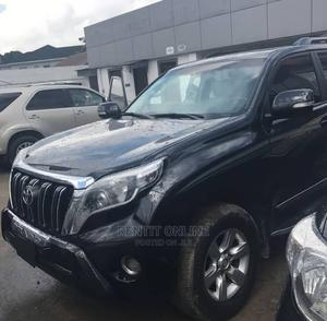 Toyota Land Cruiser Prado 2015 Black | Automotive Services for sale in Lagos State, Ikeja