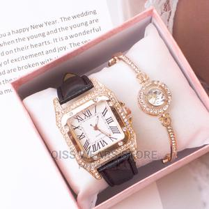 Wristwatch With Bracelet   Watches for sale in Lagos State, Abule Egba