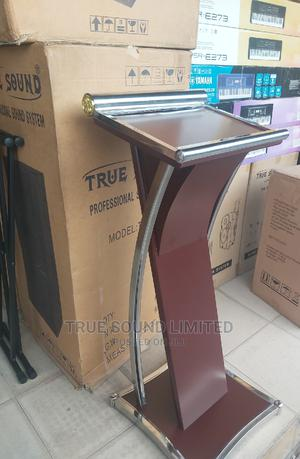 Wooden Pulpit   Audio & Music Equipment for sale in Abuja (FCT) State, Wuse